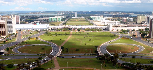 Gua para viajar a Brasilia