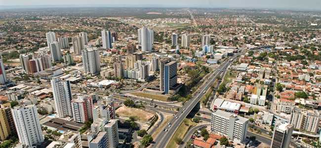 Guía para viajar a Cuiabá