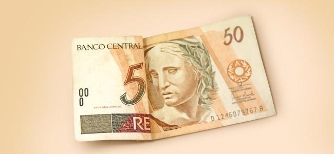 Dinero en Brasil