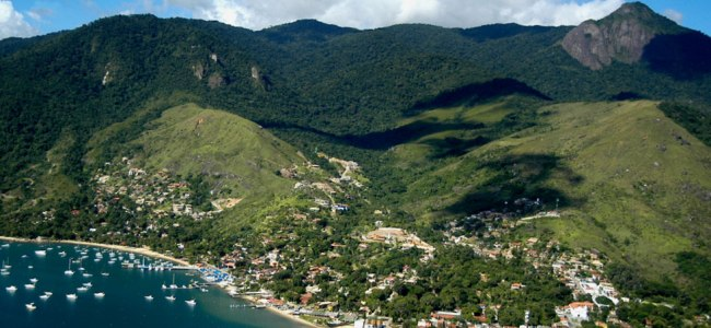 Gua para viajar a Ilhabela