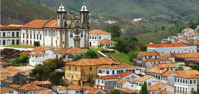 Guía para viajar a Ouro Preto