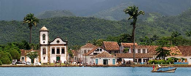 Gua para viajar a Paraty