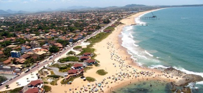 Sol y playa en Brasil