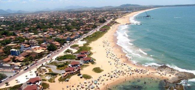 Sol y playa en Brasil